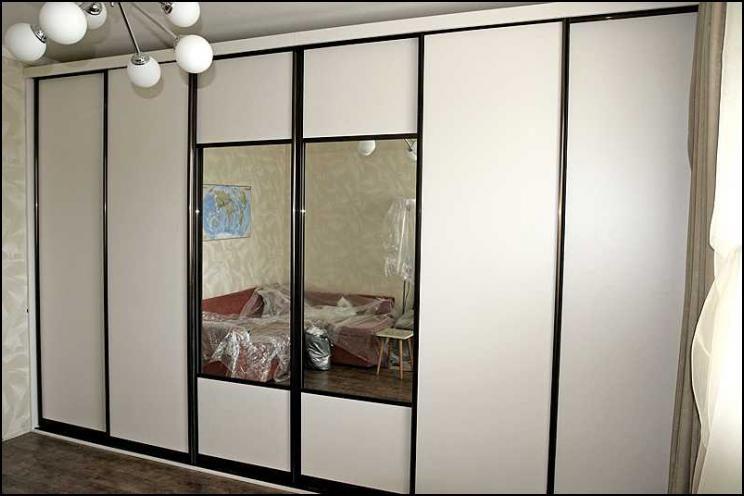 Встроенная мебель для гостиной арт. вм-5.